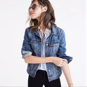 •HP• Harper Denim Jean Jacket Button Up